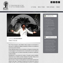 Franck Sylvestre - Paroles de Conteurs