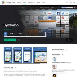 Symbaloo - Apps on Google Play