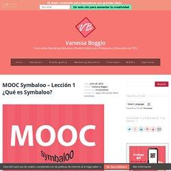 MOOC Symbaloo - Lección 1 ¿Qué es Symbaloo? - Vanessa Boggio