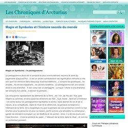Magie et Symboles et l'histoire secrete du monde Les Chroniques d'Arcturius