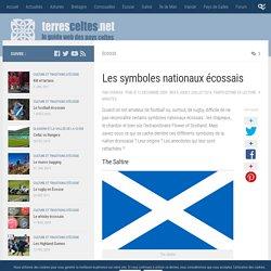 Les symboles nationaux écossais