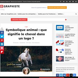 Symbolique animal: que signifie le cheval dans un logo?