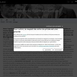 Rosa Parks, figure symbolique - Enseignement moral et civique