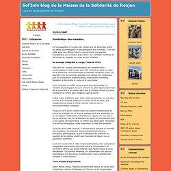 Symbolique des maladies : Sol'Info blog de la Maison de la Solidarité de Roujan