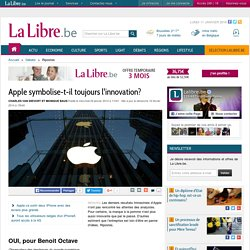 Apple symbolise-t-il toujours l'innovation?