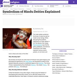 Symbolism of Hindu Deities Explained