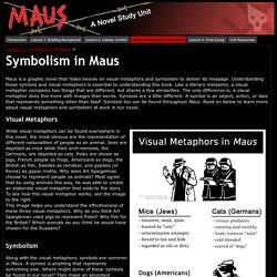 Symbolism in Maus - Mr. Brunken's Maus Unit