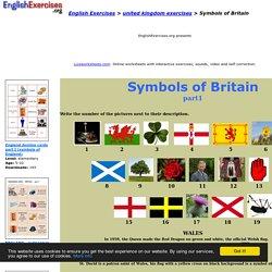 Symbols of Britain