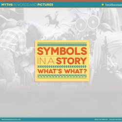 Myths in words and pictures: Understanding the importance of symbols