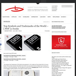 Top Symbols and Trademarks of the World - [ PDF ] 2 books - Logoblink.com