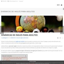 SYMDIAGONAL Dinámicas De Inglés Para Adultos Con Las Que Te Vas A Divertir
