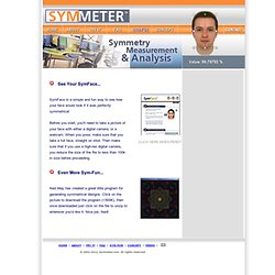 Symmetry Measurement and Analysis Tools