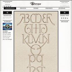 Symmetric Alphabet