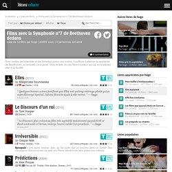Films avec la Symphonie n°7 de Beethoven dedans, une liste de films par hugo