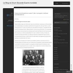 Histoire de la Symphonie numéro 7, dite «Leningrad», de Dmitri Chostakovitch (3) « Le Blog du forum Seconde Guerre mondiale