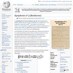 Symphonie nº 5 (Beethoven)