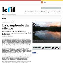 La symphonie du silence