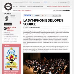La symphonie de l'open source » Article » OWNI, Digital Journalism