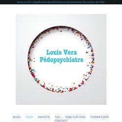 Symptômes du TDAH — Louis Vera Pédopsychiatre