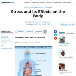 22 Stress Causes, Symptoms, Effects, Types, and Management