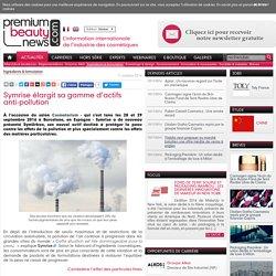Symrise élargit sa gamme d'actifs anti-pollution