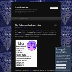 SynchroMiss planted on Earth, here to share with you, my downloads, intel & code cracking, integrating the Art of Synchronicity.