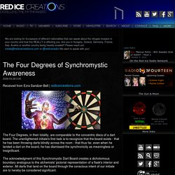 The Four Degrees of Synchromystic Awareness