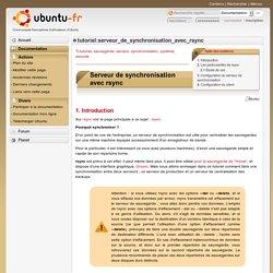 tutoriel:serveur_de_synchronisation_avec_rsync