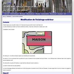 Eclairage - [j2c.org] (Site officiel de Jérôme CROCHET / j2c)