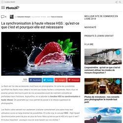 La synchronisation à haute vitesse HSS : qu'est-ce que c'est et pourquoi elle est nécessaire