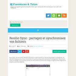 Resilio Sync : partagez et synchronisez vos fichiers