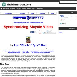synchronize-video