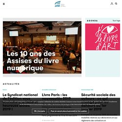 SNE - le Syndicat National de l'Edition