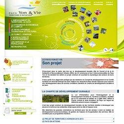 PAYS YON & VIE - La Charte de développement durable.