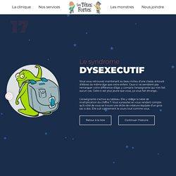 Le syndrome dysexecutif - Clinique Les Têtes Fortes