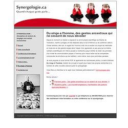 Sylvie Lachance, synergologue - Formatrice et consultante en synergologie - Une discipline de lecture du langage non verbal inconscient.