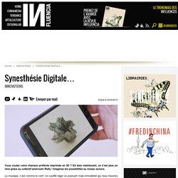Synesthésie Digitale…