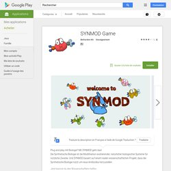 SYNMOD Game