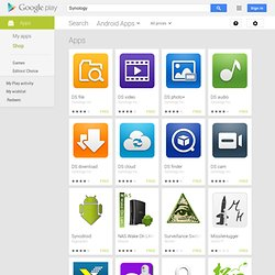 Synology - Google Play