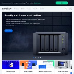 How to secure your Synology NAS server on the Internet - Synology - Network Attached Storage (NAS)