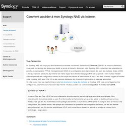 Comment accéder à mon Synology NAS v...