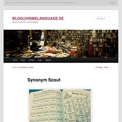 Synonym Scout