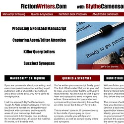 Fiction Writer's Connection - Information on getting published, novel book writing, and finding agents