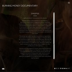 Wendy J Bednarz - burningmoneydocumentary.com