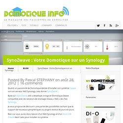 SynoZwave : Votre Domotique sur un Synology