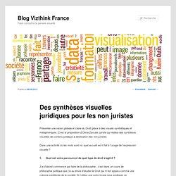 Des synthèses visuelles juridiques pour les non juristes