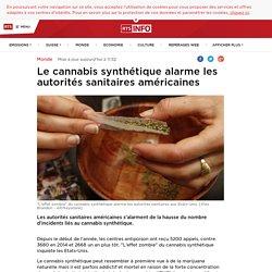 Le cannabis synthétique alarme les autorités sanitaires américaines - rts.ch - Monde