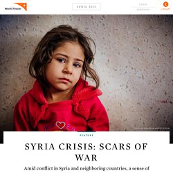 Syria crisis: Scars of war