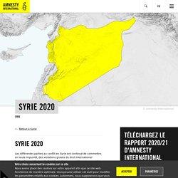 Syrie 2015/2016