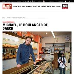 De la Syrie à Anvers - Michael, le boulanger de Daech